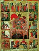Demetrius of Thessaloniki with Scenes of his Life, St.
